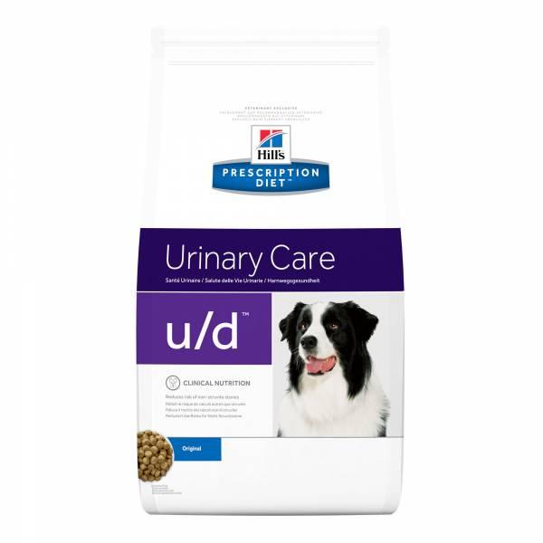 Hill's Prescription Diet UD Urinary Care Hondenvoer