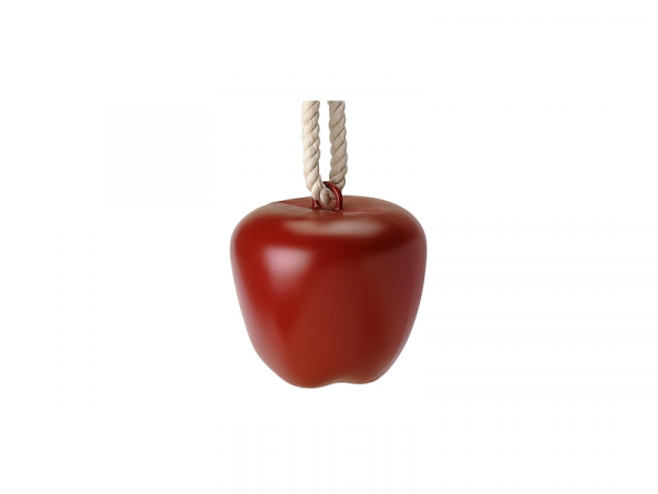 Jolly Apple Appelgeur Paard Rood