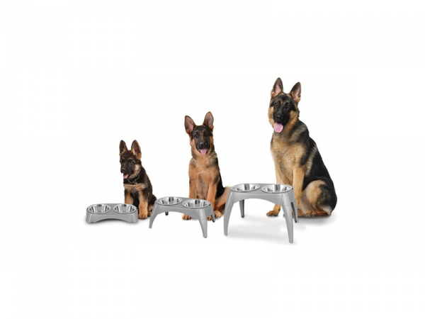 Voerbak Ruffmaxx Adjustable Elevated Bowls
