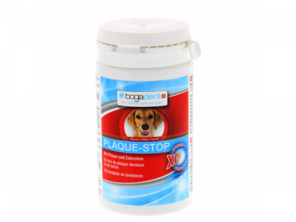 Bogadent Plaque Stop Hond 70 gram