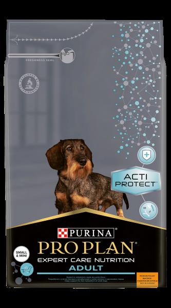 Purina Pro Plan Expert Care Dog Small Adult Hondenvoer Chicken