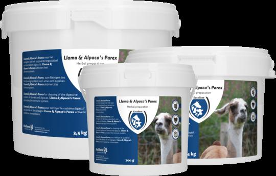 Llama & Alpaca's Parex Darm Spijsvertering