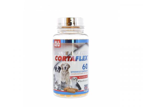 Cortaflex Hond Kat 60 capsules