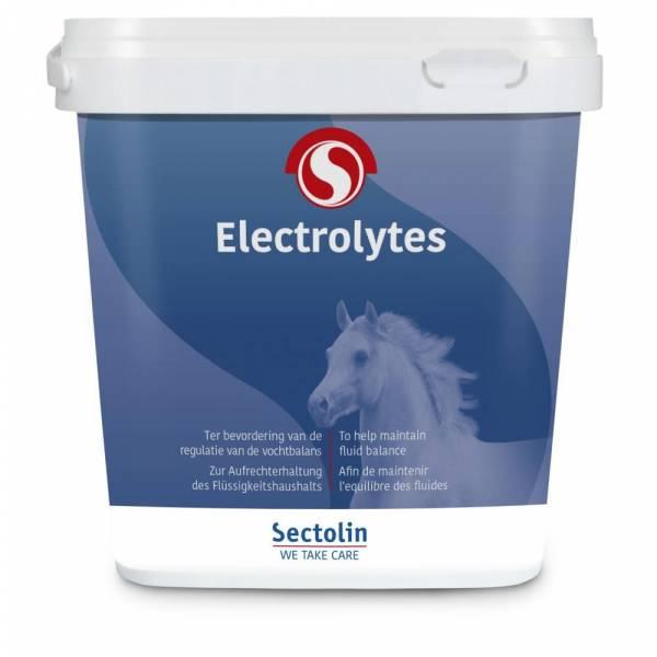 Electrolytes Sectolin Electrolyten Paard