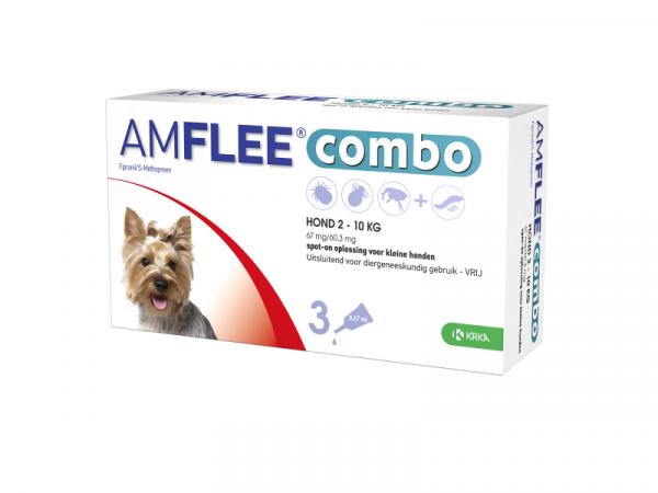 Amflee Combo Spot On Hond