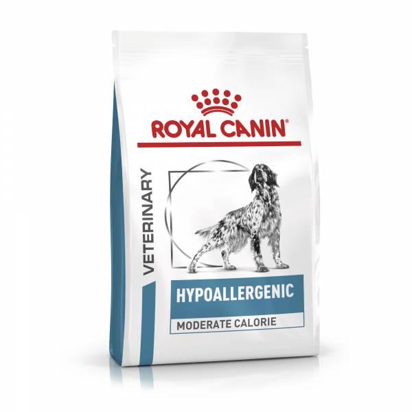 Royal Canin Hypoallergenic Moderate Calorie - Hondenvoer voor honden gevoelig voor voedingsstoffen