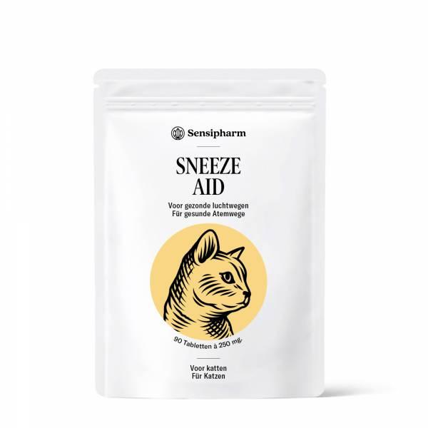 Sensipharm Sneeze Aid Kat 90 tabletten