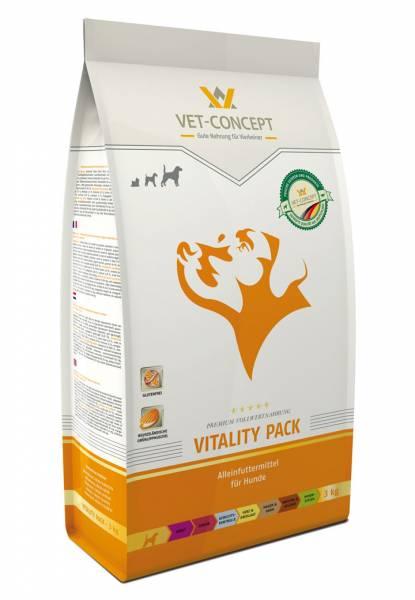 Vet-Concept Vitality Pack Hondenvoer 10 kg