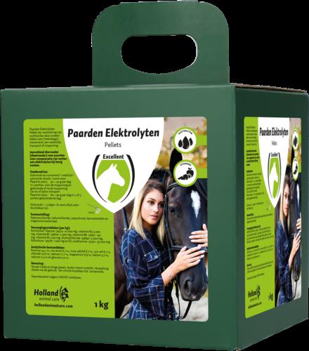 Horse Electrolytes Brokjes 1 kg