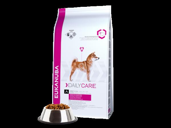 Eukanuba Dog Daily Care Adult Sensitive Digestion 12.5 kg