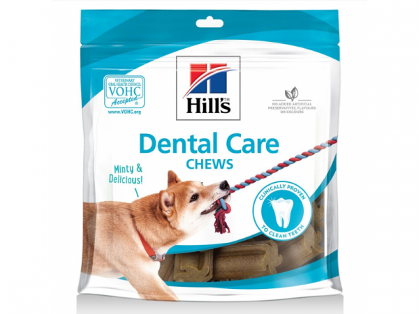 Hill's Dental Care Treats Hondensnack 170 gram