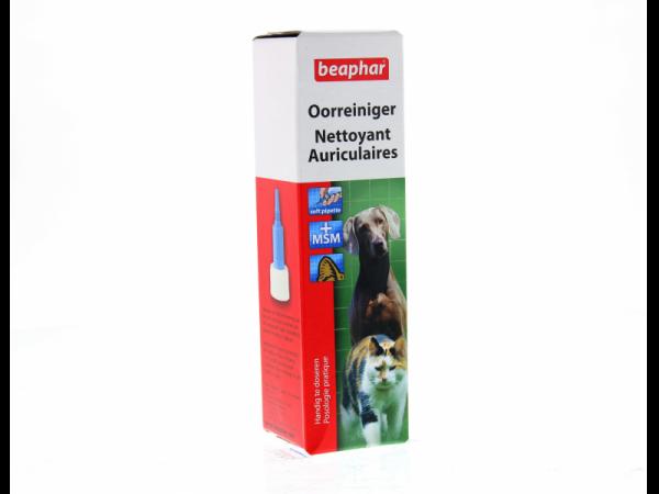 Beaphar Oorreiniger 50 ml