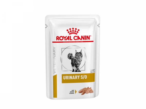 Royal Canin Urinary SO kat