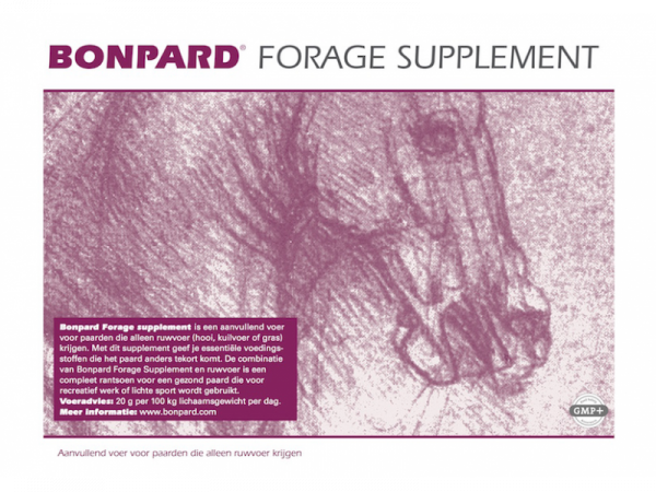Bonpard Forage Supplement 5 kg