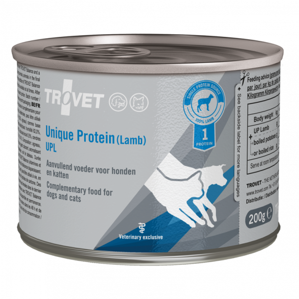 Trovet UPL Unique Protein Lamb