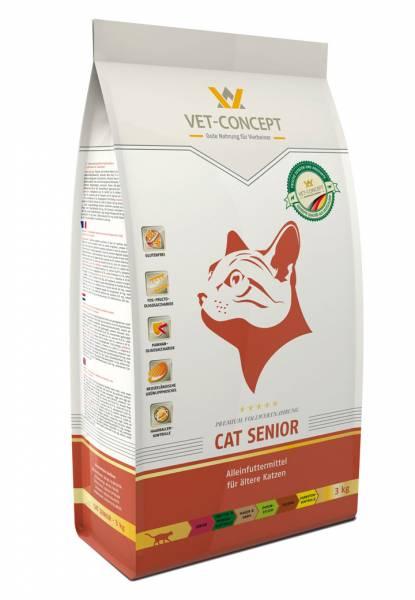 Vet-Concept Senior Kattenvoer