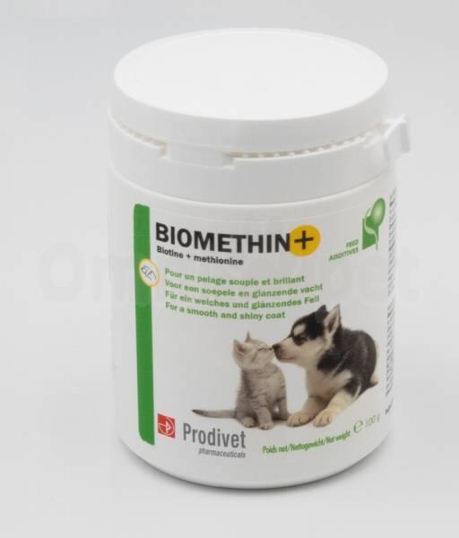 Biomethin+ Prodivet Vacht Hond Kat 100 gram