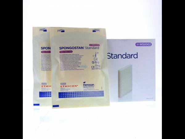 Spongostan Standard MS0002 2 stuks