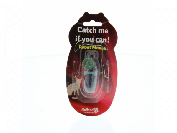 Robot Mouse Catch Me If You Can 1 stuk