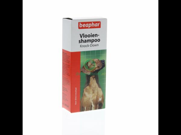 Beaphar Vlooienshampoo Knock-Down Hond 200 ml