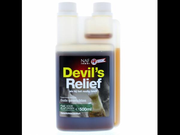 NAF Devils Relief Paard