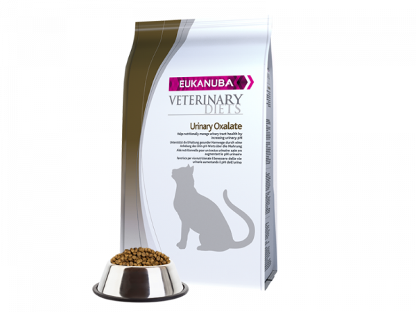 Eukanuba Urinary Oxalate Cat Brok 4 x 1.5 kg