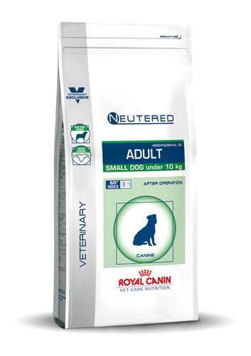 Royal Canin Smalldog <10 kg Neutered Adult - Hondenvoer kleine gecastreerde honden minder dan 10 kg