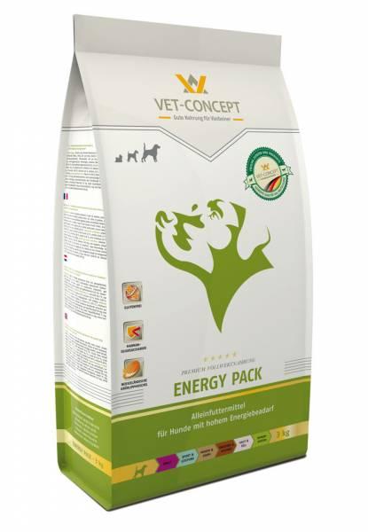 Vet-Concept Energy Pack Hondenvoer 10 kg