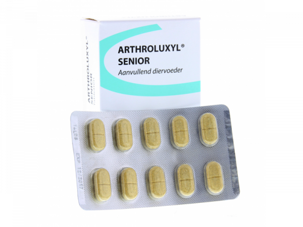 Arthroluxyl Senior 60 tabletten
