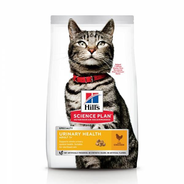 Hill's Science Plan Urinary Health Adult Kattenvoer Kip