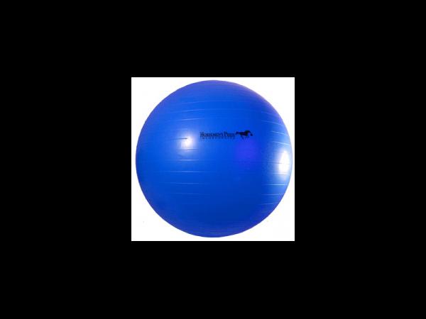 Jolly Mega Ball Paard 75 cm Blauw