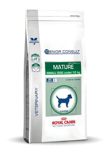 Royal Canin Senior Consult Mature 8 jaar