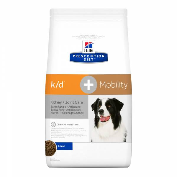 Hill's KD + Mobility Canine