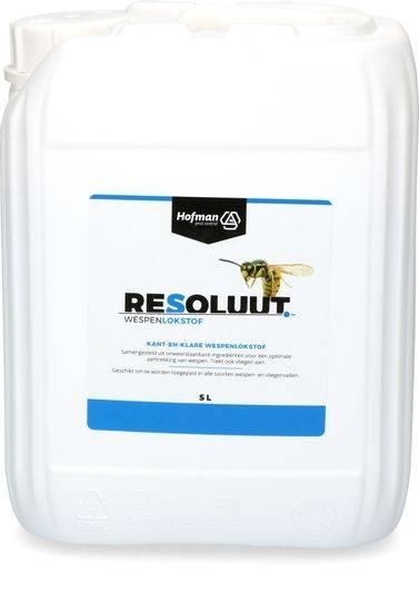 Wespenlokstof Resoluut 5 liter