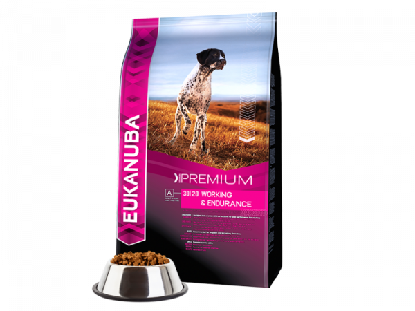 Eukanuba Dog Premium Performance Working en Endurance 15 kg