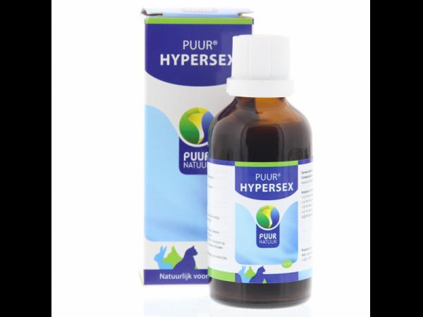 Puur Hypersex (=Geslachtsdrift) 50 ml