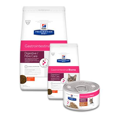 Hill's Prescription Diet Gastrointestinal Biome Kattenvoer