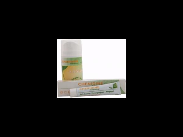 Chenidine Verzorgingsgel Doseerpomp 100 gram