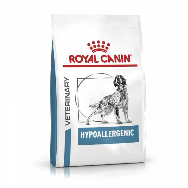 Royal Canin Hypoallergenic - Dieetvoeding volwassen hond gevoelig voor bepaalde voedingsstoffen