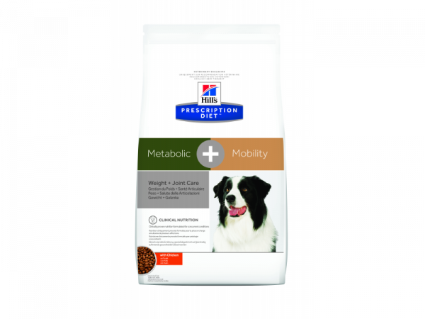 Hill's Metabolic Plus Mobility Canine Hondenvoer