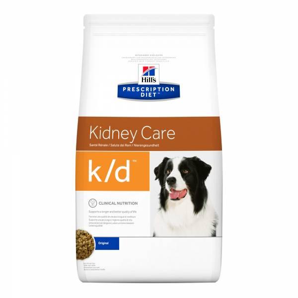 Hill's Prescription Diet KD Kidney Care Hondenvoer