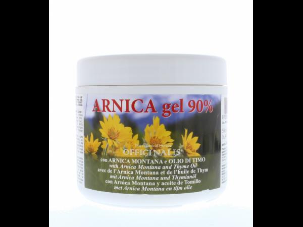 Officinalis Arnica Gel Paard Pony 500 ml