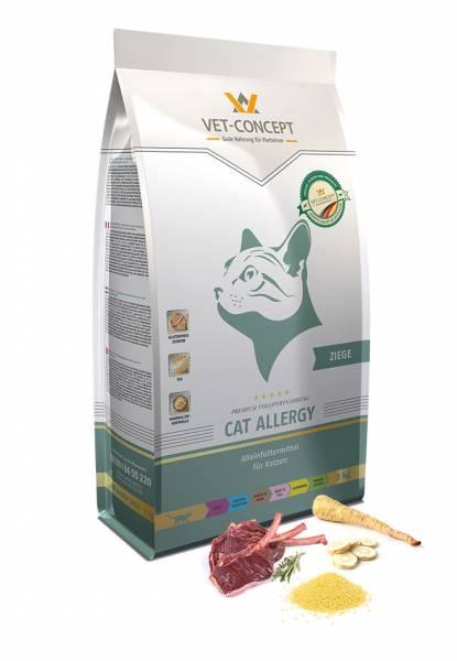 Vet-Concept Allergie Geit Kattenvoer