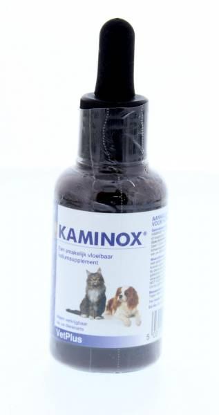 Kaminox Vetplus Hond Kat