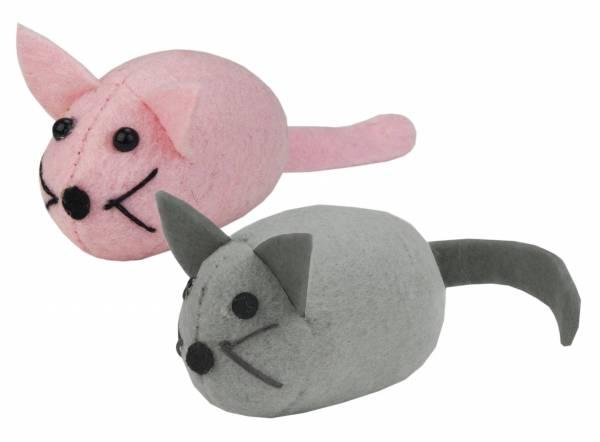 Crazy Cat Mouse Vol Met Madnip
