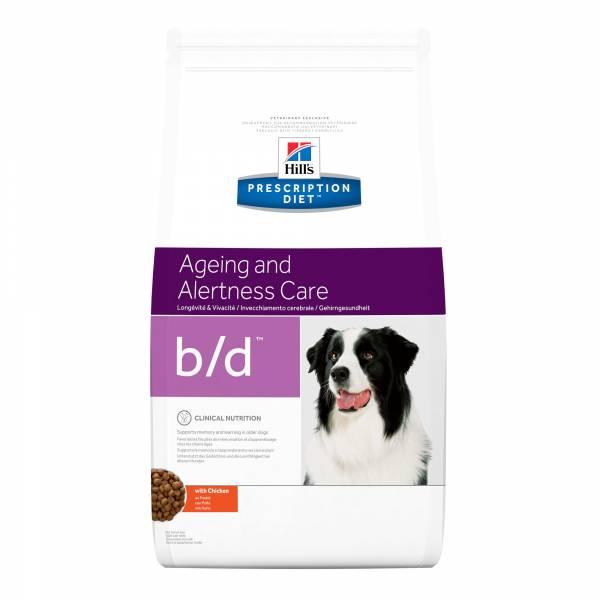Hill's Prescription Diet BD Ageing and Alertness Care Hondenvoer Kip 12 kg
